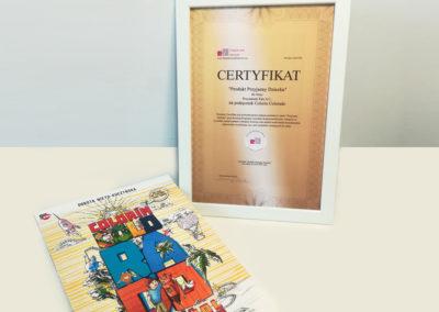 certyfikat-colorin
